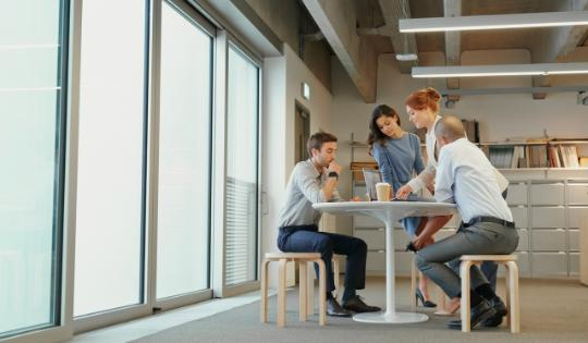 Stop! Collaborate: Three leading collaborative workspaces