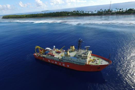 Building Asia Pacific's leading subsea cable network